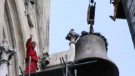 Olomouc, St. Wenceslas Cathedral - bell assembly